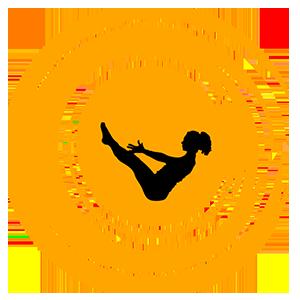 Pilates Eğitmeni Icon