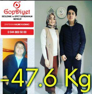 Barış Bey -47,6 KG (Kilo Verme)
