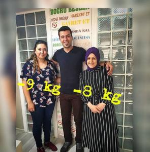 Yeliz Hanım -9KG ve Selma Hanım 8KG (Kilo Verme)