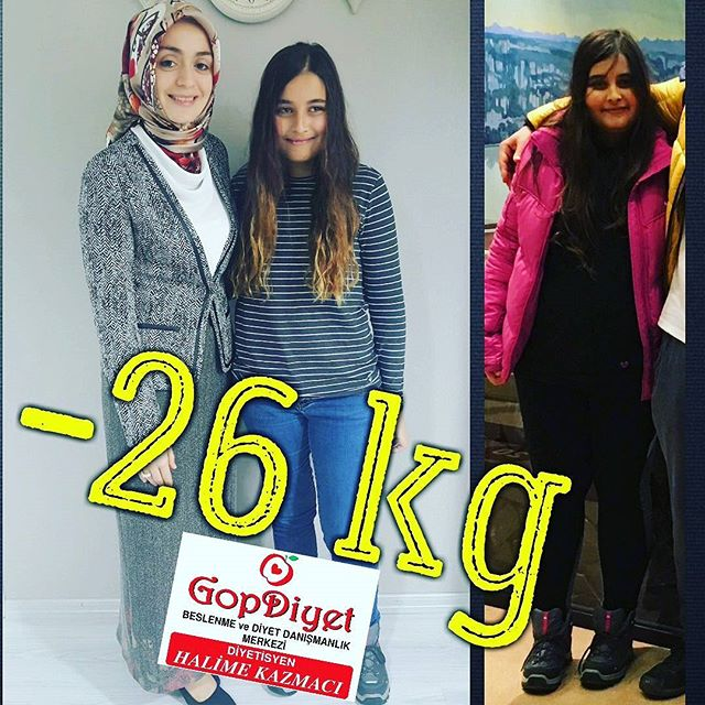 İpek Hanım -26 KG (Kilo Verme)