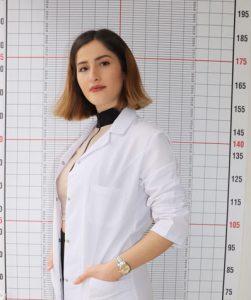 Fizyoterapist Rojbin KILIÇ